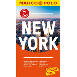 New York Marco Polo Pocket Travel Guide - with pull out map