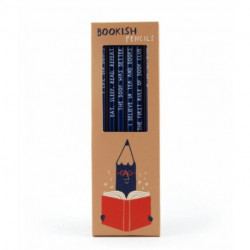Bookish Sharp and Blunt Pencil Set