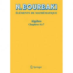 Algebre: Chapitre 4 a 7