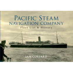 Pacific Steam Navigation Company: Fleet List & History