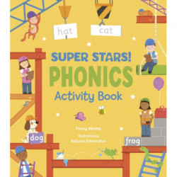 Super Stars! Phonics Activity Book