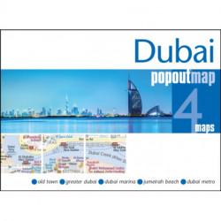 Dubai PopOut Map
