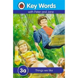 Key Words: 3a Things we like