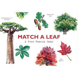 Match a Leaf: A Tree Memory Game