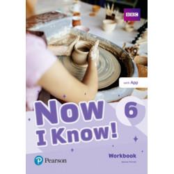 Now I Know 6 Workbook with App