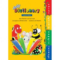 Jolly Dictionary: In Print Letters (American English edition)