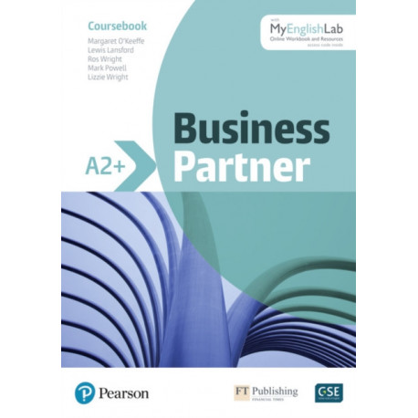 Business Partner A2+ Coursebook and Standard MyEnglishLab Pack