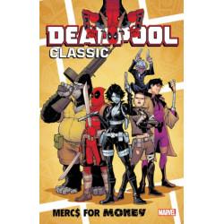Deadpool Classic Vol. 23: Mercs For Money