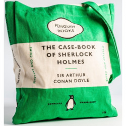 THE CASEBOOK OF SHERLOCK HOLMES BOOK BAG