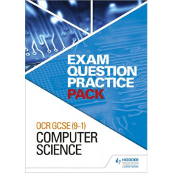 OCR GCSE (9-1) Computer Science: Exam Question Practice Pack
