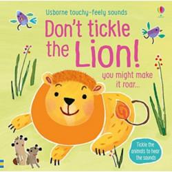 Don't Tickle the Lion!
