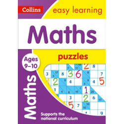 Maths Puzzles Ages 9-10: Ideal for Home Learning