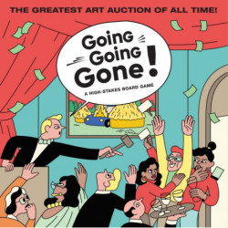 Going, Going, Gone!: A High-Stakes Board Game