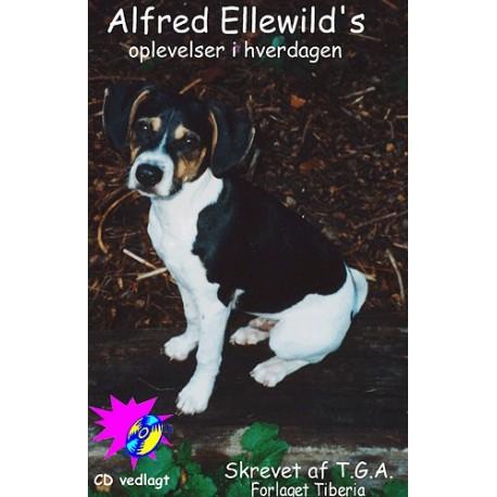 """Alfred Ellewild's oplevelser i hverdagen: """"Alfred Ellewild"""" - dansk/svensk gårdhund nr. 200699 - woww"""