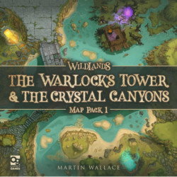 Wildlands: Map Pack 1: The Warlock's Tower & The Crystal Canyons