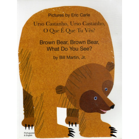 Brown bear, brown bear