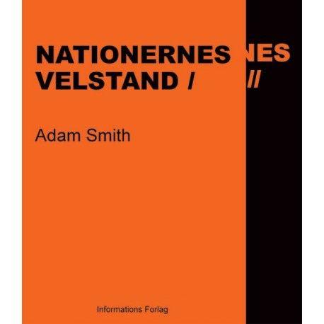 Nationernes velstand Bind 1-2