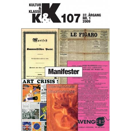 K&K 107: Manifester