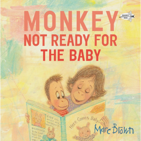 Monkey: Not Ready for the Baby: Not Ready For The Baby