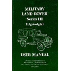 Land Rover Series 3 Military Lightweight Handbook