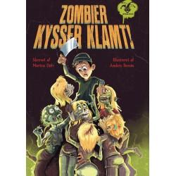 Zombier kysser klamt