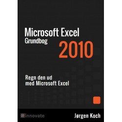 Excel 2010 Grundbog