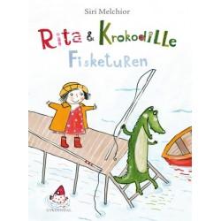 Rita og Krokodille - Fisketuren