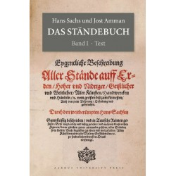 Das Ständebuch: Band I, Text. Band II, Materialien