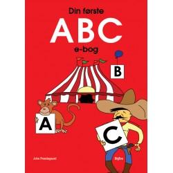 Min første ABC e-bog