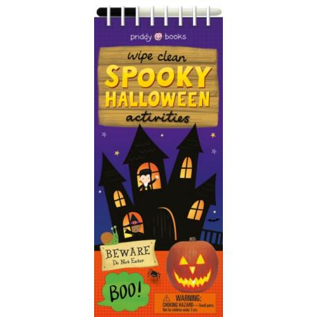 Wipe Clean Activities: Spooky Halloween