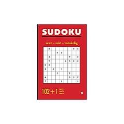 Sudoku - Svær