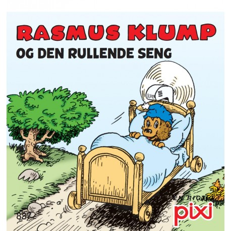 Rasmus Klump 1 - Den rullende seng og Det glemte tog