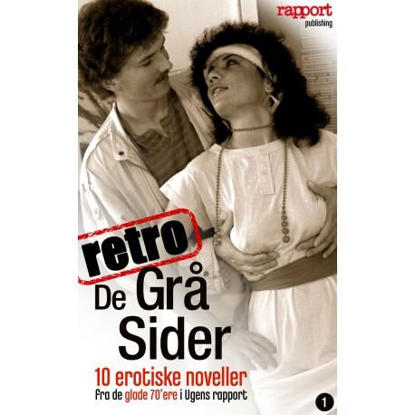 Erotik og sex: De grå sider, retro: Erotiske noveller