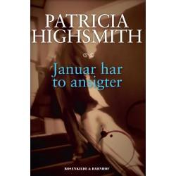 Januar har to ansigter. En Patricia Highsmith krimi.