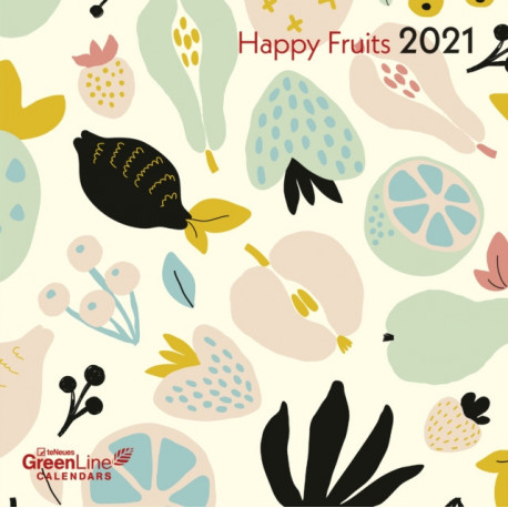 HAPPY FRUITS GREENLINE 30 X 30 GRID CALE