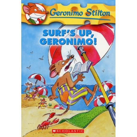 Geronimo Stilton: -20 Surf's Up, Geronimo