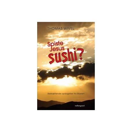 Spiste Jesus Sushi