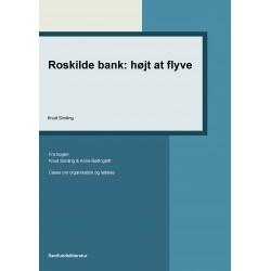Roskilde bank: højt at flyve
