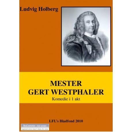 Mester Gert Westphaler: Den meget talende barber