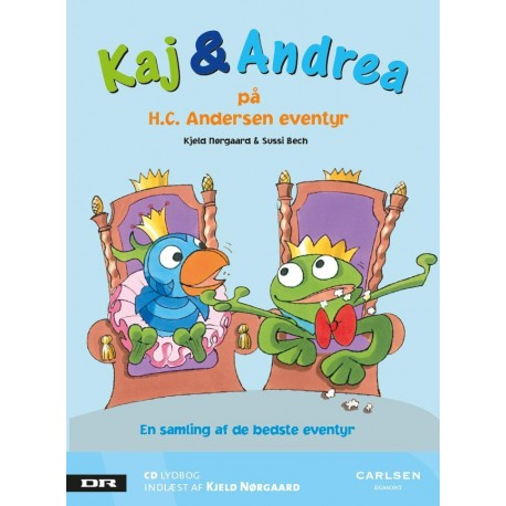 Kaj og Andrea på H.C. Andersen eventyr