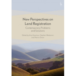 New Perspectives on Land Registration: Contemporary Problems and Solutions
