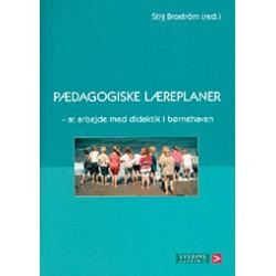 Pædagogiske læreplaner: - at arbejde med didaktik i børnehaven