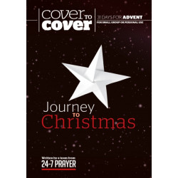Journey to Christmas: Cover to Cover Advent Study Guide