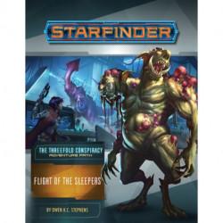 Starfinder Adventure Path: Flight of the Sleepers (The Threefold Conspiracy 2 of 6)