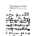 Proust Bulletin No 2