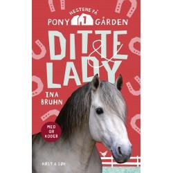 Ditte & Lady: Hestene på Ponygården 1