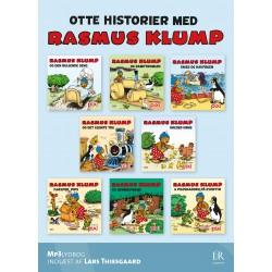 Otte historier med Rasmus Klump