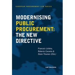 Modernising Public Procurement. The New Directive