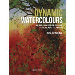 Dynamic Watercolours: An Exploration of Colour, Texture and Technique