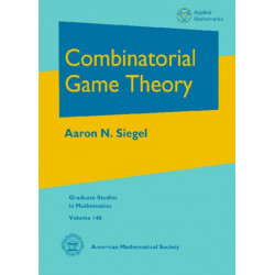 Combinatorial Game Theory